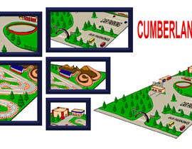 #40 para Cumberland Karting por harrelvila