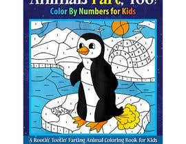 Amlan2016 tarafından Book Cover - Animal Farting Color By Number Book için no 55