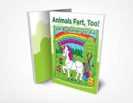 mohamedgamalz tarafından Book Cover - Animal Farting Color By Number Book için no 27