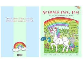 Sadi3307 tarafından Book Cover - Animal Farting Color By Number Book için no 39
