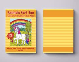 samihaislam28 tarafından Book Cover - Animal Farting Color By Number Book için no 87