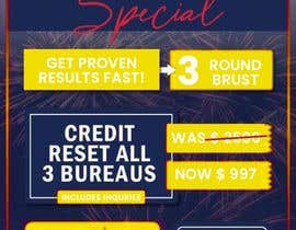 #12 for Credit Repair Flyer by Abrar0265