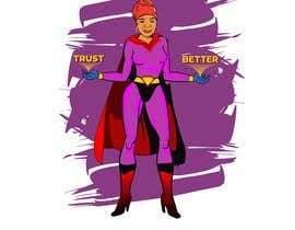 #3 for Create an African American Super Female Hero by RenggaKW