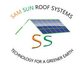 #16 para Design a Logo for SAMSUN ROOF SYSTEM por Fazy211995