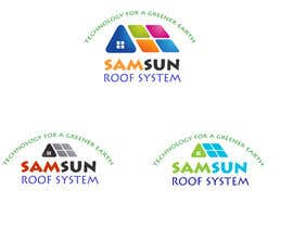 #22 for Design a Logo for SAMSUN ROOF SYSTEM by salman00