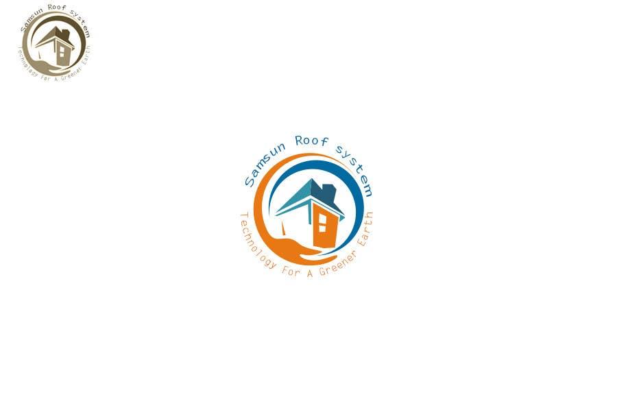 Inscrição nº 28 do Concurso para Design a Logo for SAMSUN ROOF SYSTEM