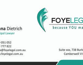 #14 for Re-design a Logo/Brand and Stationery for Legal Business by pinturicchios1
