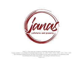 "#551 for restyling of my ""janas"" logo af ThunderStrom"