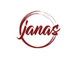 """#20 for restyling of my """"janas"""" logo af Biplobbrothers"""