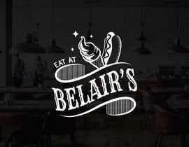 #932 untuk Belairs restaurant oleh DARSH888