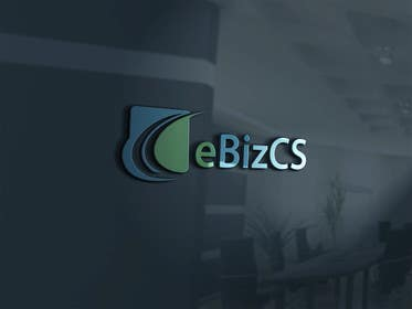 #37 untuk eBizCS logo contest oleh alikarovaliya