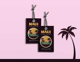 #49 for Ukulele Tag Design - MAUI Hang Tag! af osimakram120