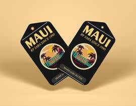 #8 for Ukulele Tag Design - MAUI Hang Tag! af athikjawad1