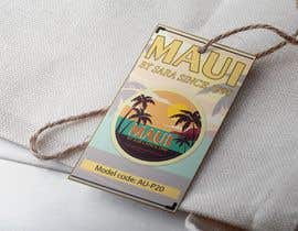 #18 for Ukulele Tag Design - MAUI Hang Tag! af athikjawad1