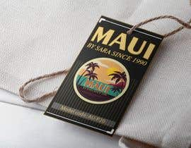 #23 for Ukulele Tag Design - MAUI Hang Tag! af athikjawad1