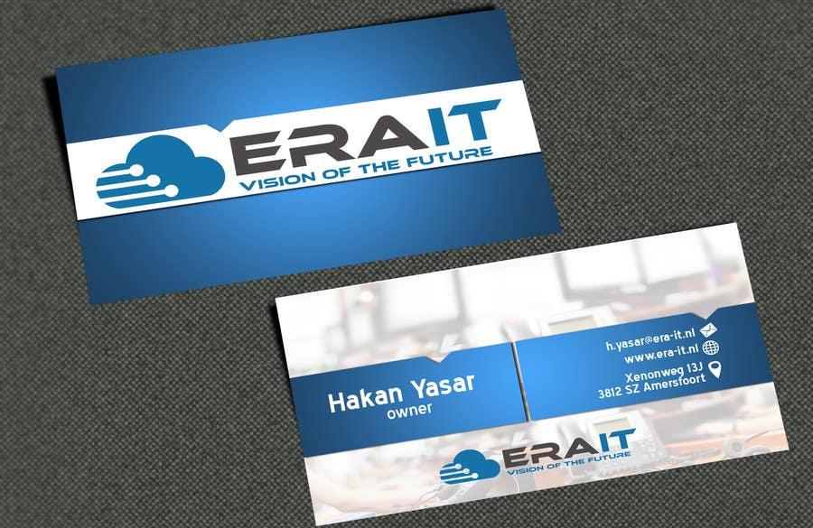 Penyertaan Peraduan #45 untuk Business Card