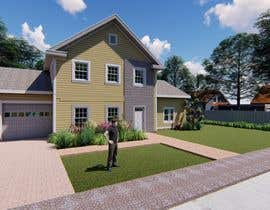 #6 for 3D Design for a home landscape by aliwafaafif