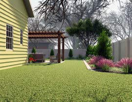 #38 for 3D Design for a home landscape by irmanws