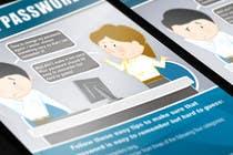 Design a Poster for a Information Security Awareness Topic için Graphic Design32 No.lu Yarışma Girdisi