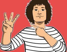 #22 pentru Turn Me Into A Cartoon Character de către riosalado1