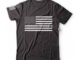 #90 for Distressed US Flag Patriot T-Shirt Design - 27/01/2021 02:53 EST by bdmah