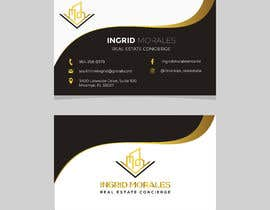 #100 for Ingrid Morales - Business Cards - 27/01/2021 06:04 EST af chartini