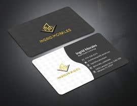 #96 for Ingrid Morales - Business Cards - 27/01/2021 06:04 EST af designacademy11