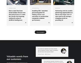 #14 for design an unfinished website in a elegant way, but try to keep it close to original by freelancerasraf4