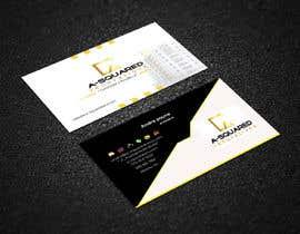 #55 для Business cards от princemahmud907