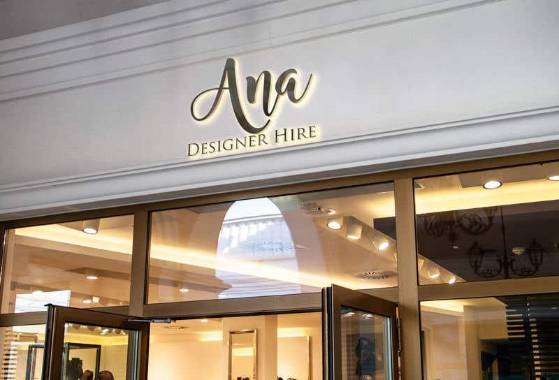 Конкурсная заявка №                                        499                                      для                                         Ana Designer Hire