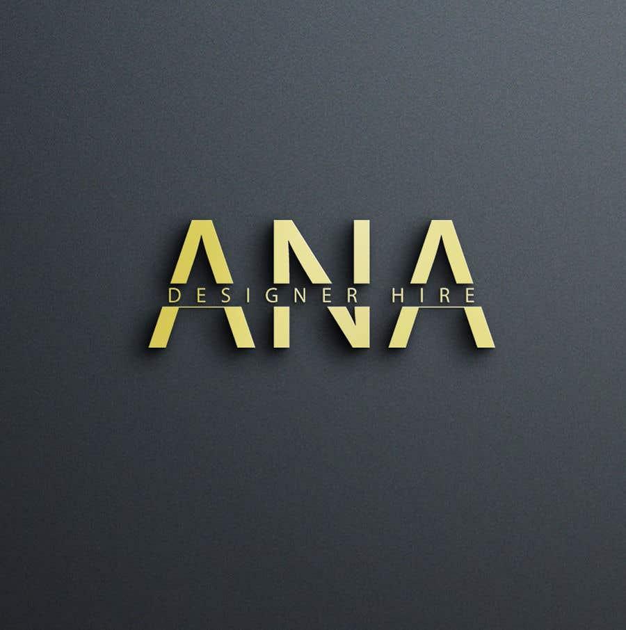 Конкурсная заявка №                                        1210                                      для                                         Ana Designer Hire