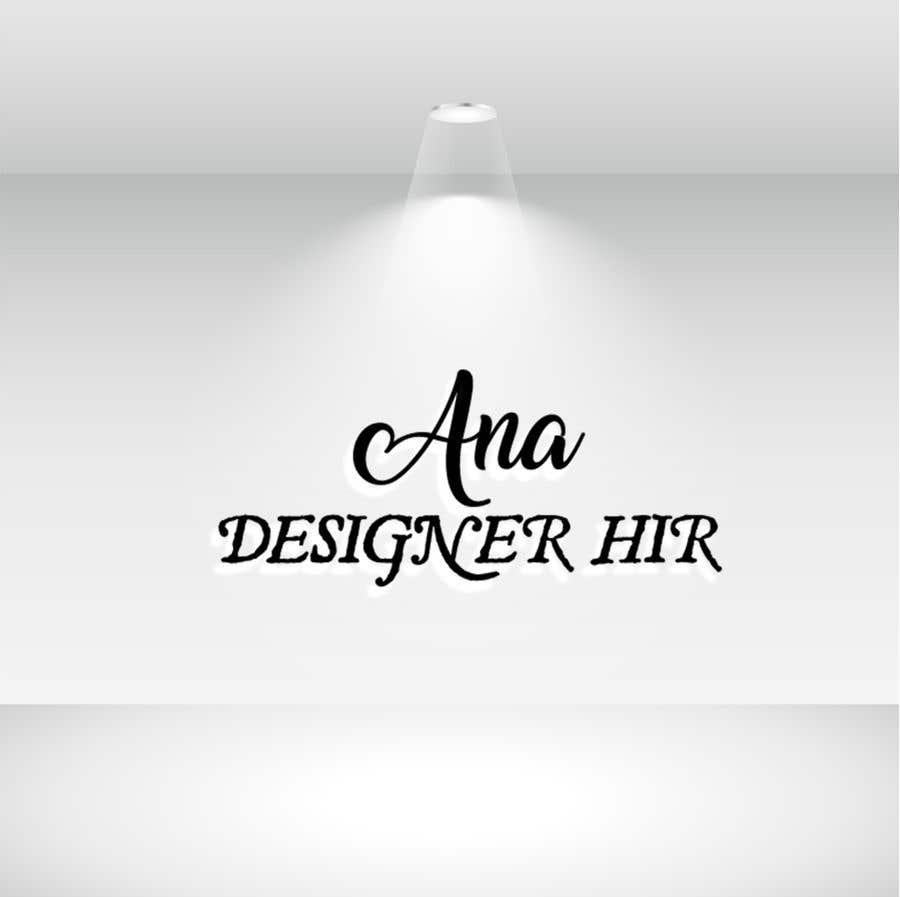 Конкурсная заявка №                                        892                                      для                                         Ana Designer Hire