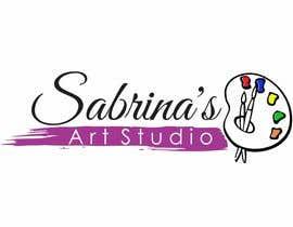"paijoesuper tarafından Design a Logo for ""Sabrina's Art Studio"" için no 176"