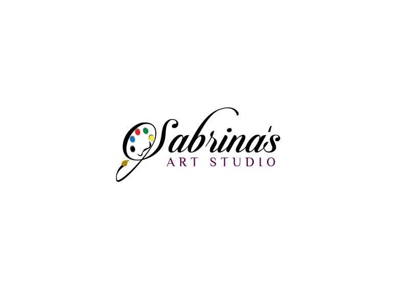 """Contest Entry #137 for Design a Logo for """"Sabrina's Art Studio"""""""