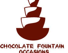 "#51 cho Design a Logo for ""Chocolate Fountain Occasions"" bởi jkhan837"