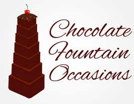 "nº 17 pour Design a Logo for ""Chocolate Fountain Occasions"" par satpalsood"