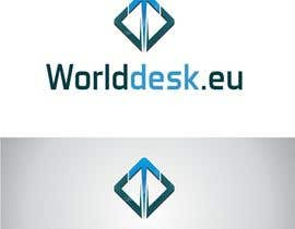 #7 untuk Design a Logo for the future system Worlddesk.eu in 3d look oleh paijoesuper