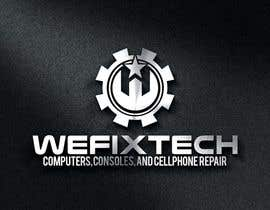 #162 para Design a Logo for We Fix Tech Start Up Business por sinzcreation
