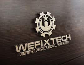 #164 para Design a Logo for We Fix Tech Start Up Business por sinzcreation