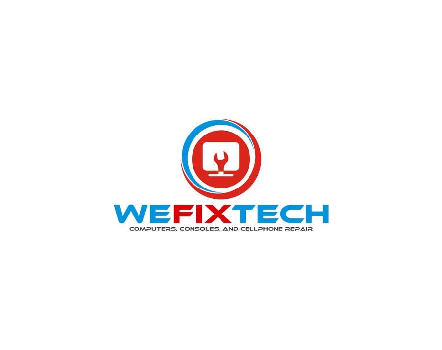 Inscrição nº 94 do Concurso para Design a Logo for We Fix Tech Start Up Business