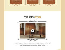 #26 for Create a Visually Dynamic and Efficient eCommerce Website Design Concept by creativemz2004