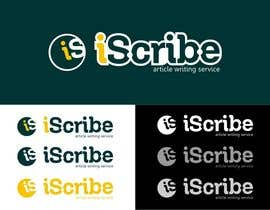 #46 para Logo Design for iScribe por Qomar
