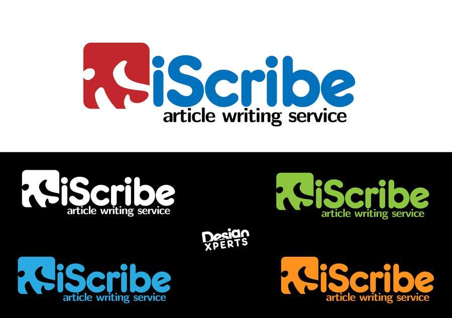 Inscrição nº 30 do Concurso para Logo Design for iScribe