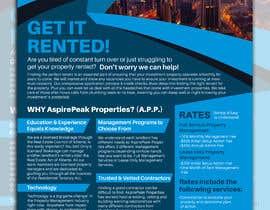 #153 for Eye Grabbing - Property Management Flyer - 30/01/2021 15:39 EST by nmk95731