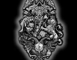 #20 for Design my tattoo af Radworkstudio