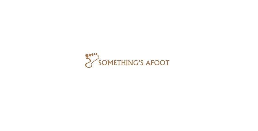 Kilpailutyö #8 kilpailussa Design a Logo for Somethings Afoot