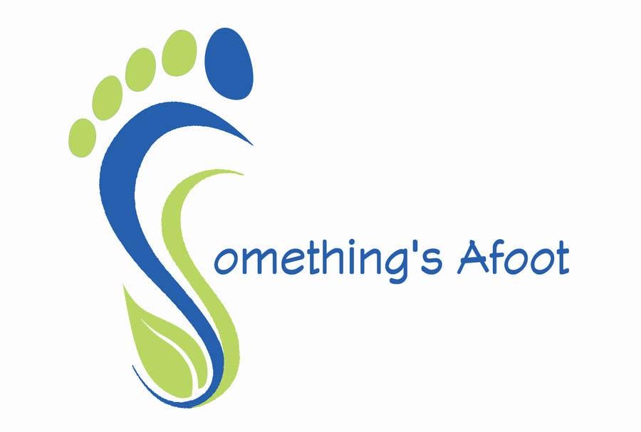 Konkurrenceindlæg #                                        6                                      for                                         Design a Logo for Somethings Afoot