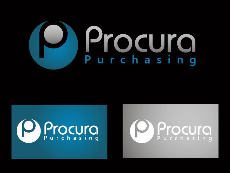 Penyertaan Peraduan #258 untuk Design a Logo for Procura Purchasing