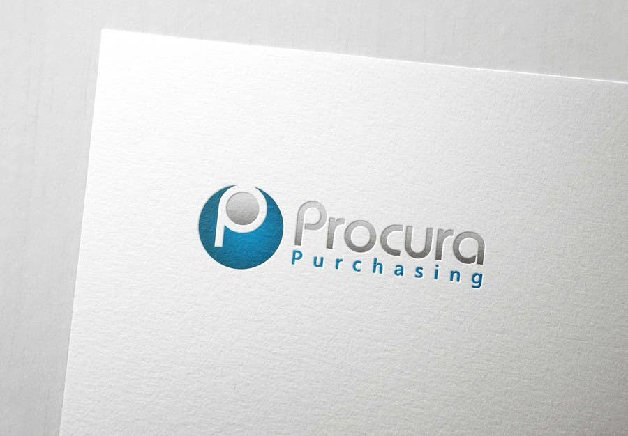 Penyertaan Peraduan #260 untuk Design a Logo for Procura Purchasing