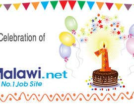 #25 for HAPPY BIRTHDAY JOBSINMALAWI.NET af sumantechnosys